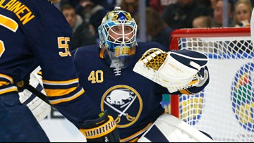 Sabres Host Rangers in Home Stand Finale