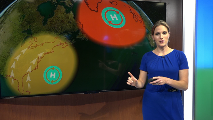 Heather's Weather Whys: What made summer 2021 so warm and humid?