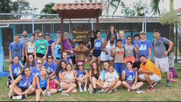 WNY's Great Kids: Amherst Students Spend Vacation on Mission Trip