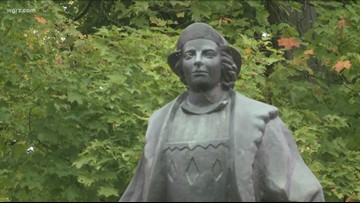Students Will Weigh In On Columbus Day