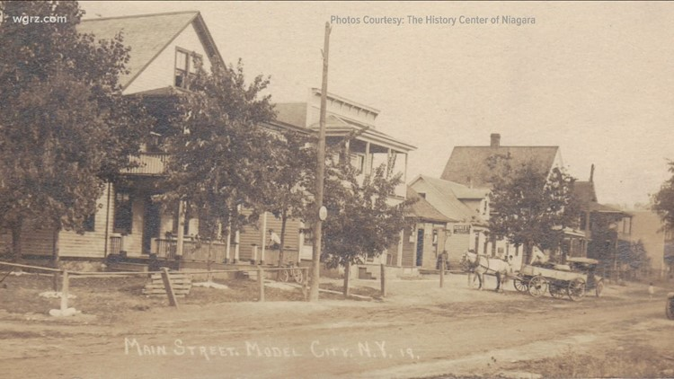 Unknown Stories of WNY: Niagara County's Model City
