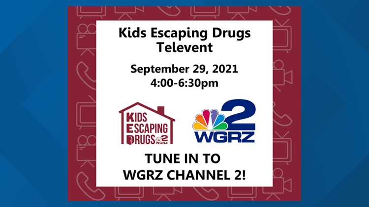 Kids Escaping Drugs Televent
