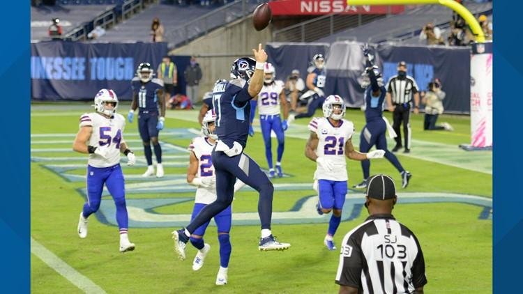 Buffalo Bills fall apart against a fresh Titans team ...