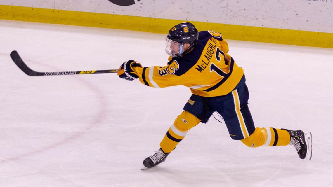 McLaughlin of Canisius nominated for Hobey Baker Award