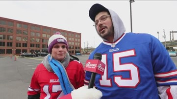 Bills Mafia hits road, celebrates prime-time victory in Pittsburgh