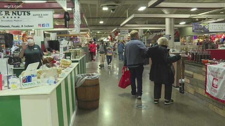 Broadway Market holds
