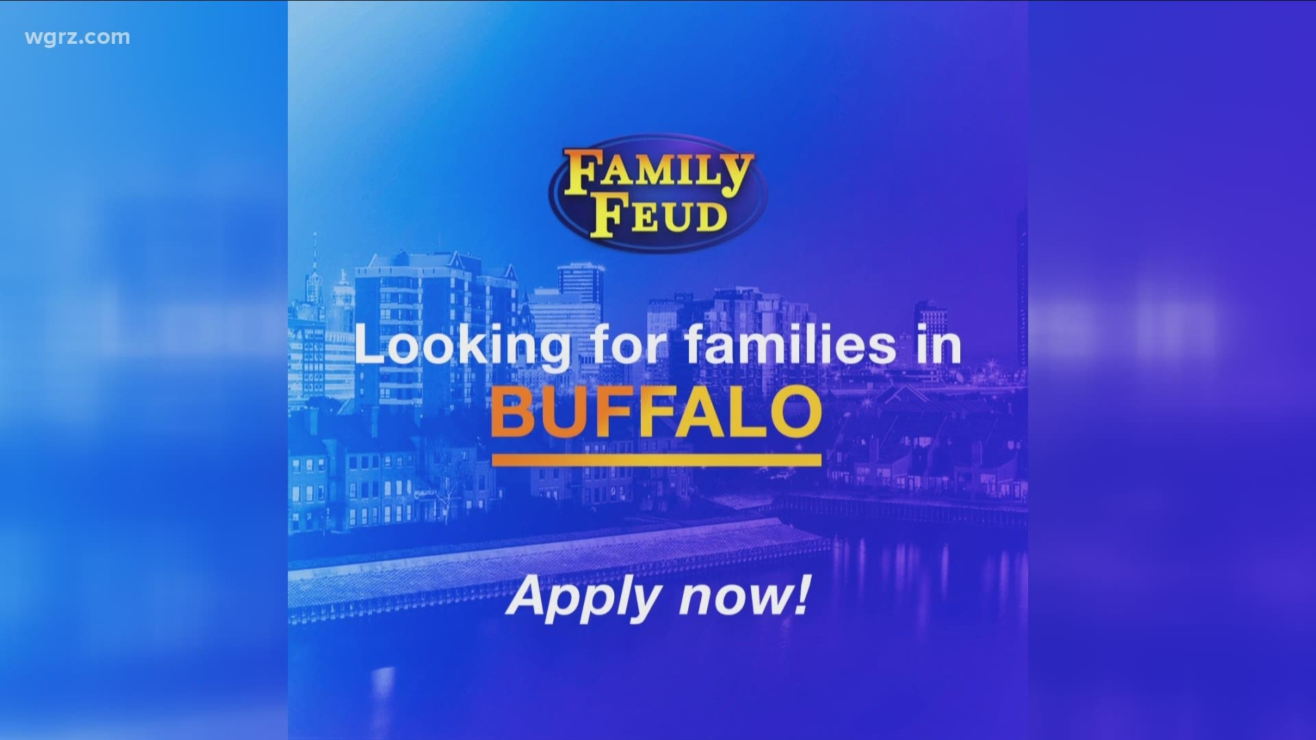 Family Feud Auditions Are Coming To Buffalo Wgrz Com