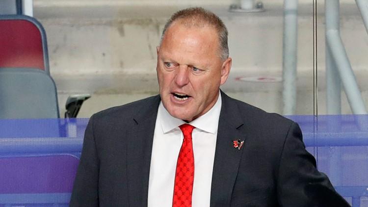 Rangers to hire Gallant as head coach