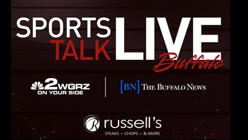 ICYMI: Sports Talk Live Buffalo - Podcast