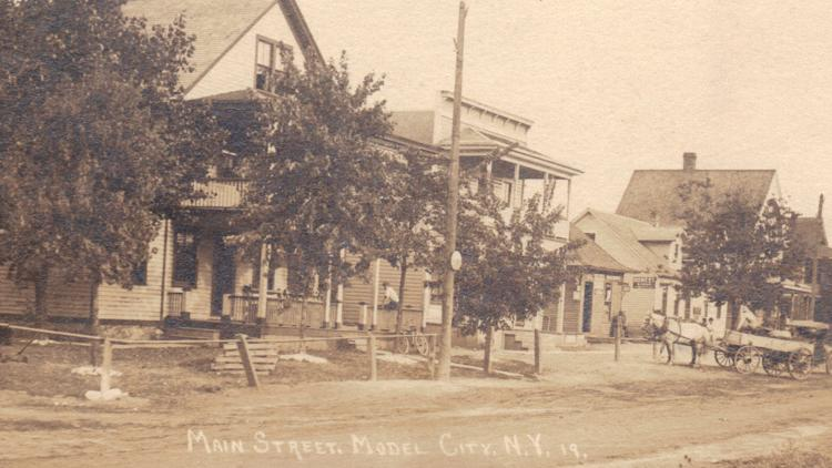 Unknown Stories of WNY: Model City, from utopia to Love Canal