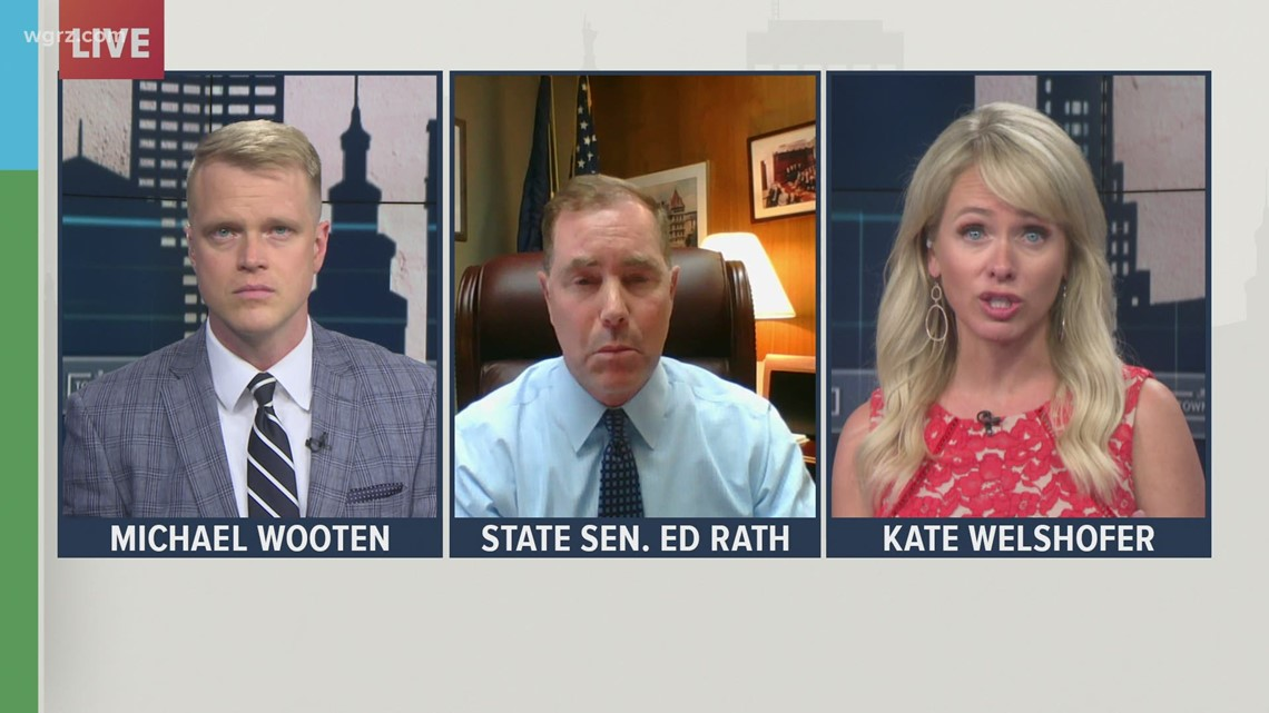 Wednesday Town Hall: State Senator Ed Rath discusses end to legislative session