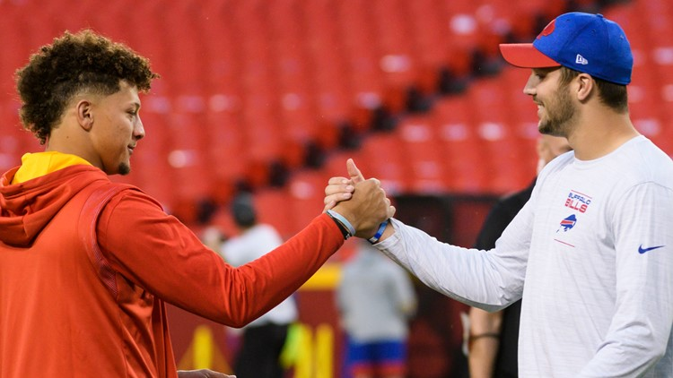Week 5: Bills at Chiefs: Stats and storylines