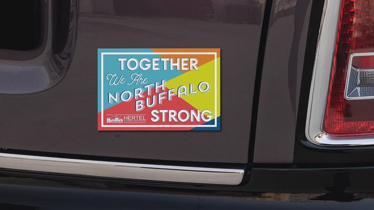 Hertel bumper sticker