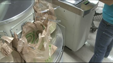 Wegmans to remove single-use plastic bags January 27