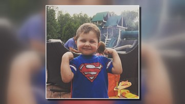 Williamsville mother finds support for her child's rare disease through social media