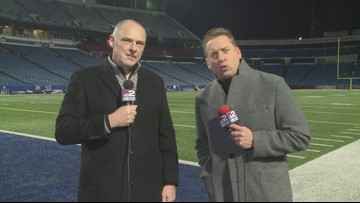 TAKE 2: Adam and Vic on Allen and Bills struggles vs. Jets