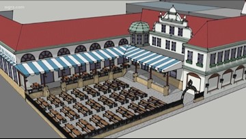 Hofbrauhaus owners promise August opening