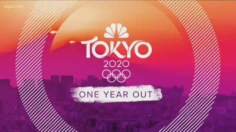 WNY's hopeful athletes look ahead to Toyko, 100 days away from their Olympic dreams