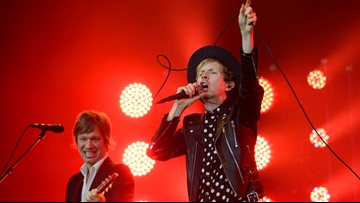 Beck, Cage the Elephant to perform at Darien Lake August 13