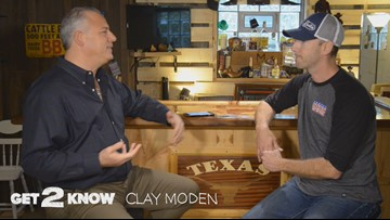 Get 2 Know Clay Moden