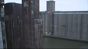 Grain Elevator Tour Is No Easy Feat