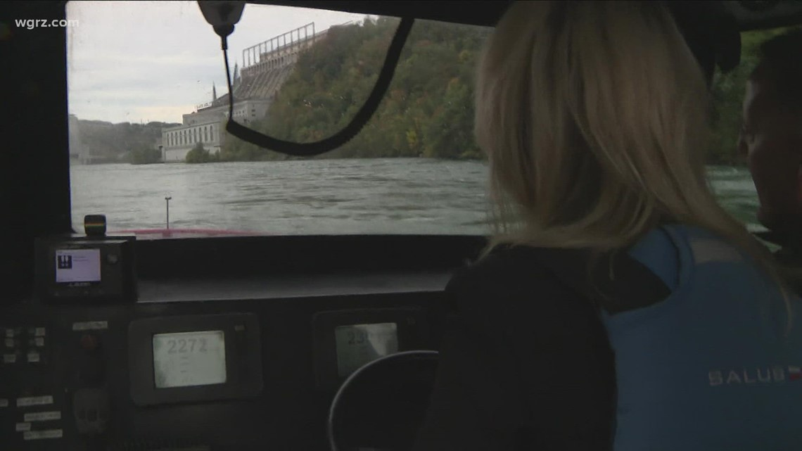Most Buffalo: 'Whirlpool jet boat rides for fall viewings'