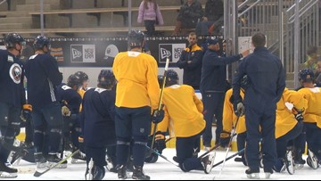 Sabres Return From Break, Prep for Playoff Push