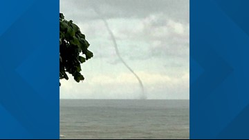 Heather's Weather Whys: Watch out for waterspouts