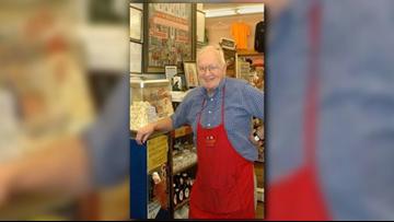 Ed Vidler, owner of Vidler's 5 & 10, passes away
