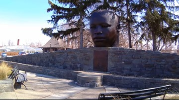 Petition to replace statue at MLK Park gains momentum