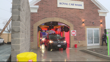 Family-owned car wash opens on Sheridan Drive in Tonawanda