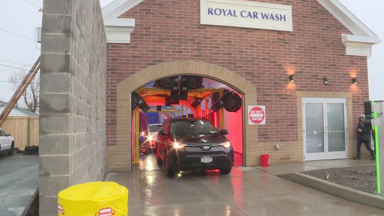 Royal Car Wash sold to GO Car Wash