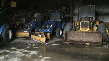 Former Niagara Falls School District employee allegedly sets fire to maintenance garage