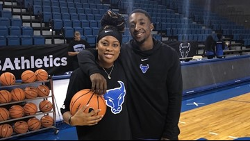 1-on-1 with Cierra Dillard and Dontay Caruthers