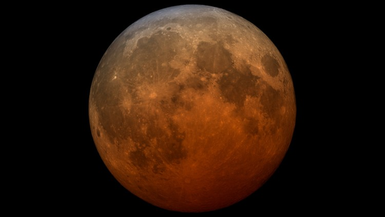 A Supermoon Eclipse is Coming!