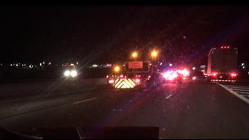 I-90 crash closes multiple lanes near the Walden Galleria