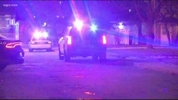 Buffalo Police respond to 2 shootings