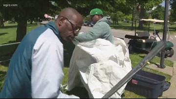Juneteenth starts preparing for the Parade