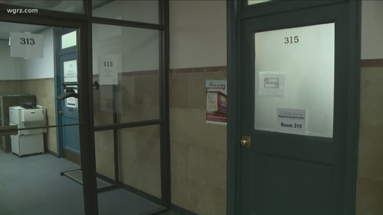 FBI Raids Buffalo City Hall Offices