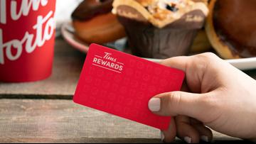 Tim Hortons launches new rewards program