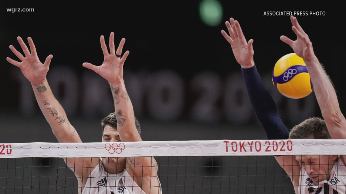 WNY Olympians share behind-the-scenes moments from Tokyo