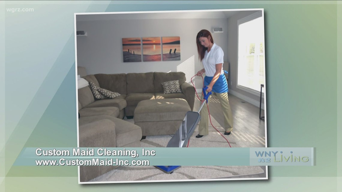 April 30 - Custom Maid Cleaning, Inc.