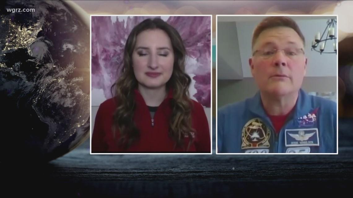 Astronaut advice on COVID mental health