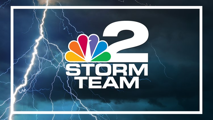 Severe weather rolls across parts of Western New York