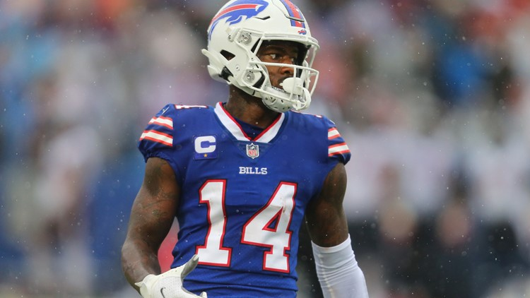 Part 2: Bills receiver Stefon Diggs goes 1-on-1 with Ashley Holder