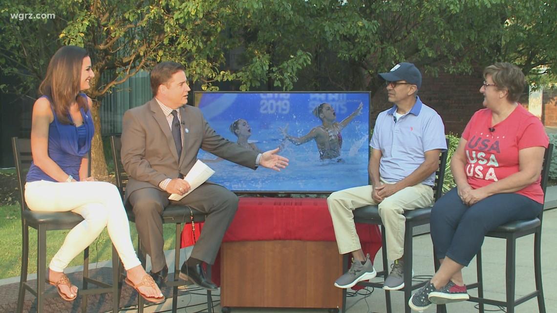 Anita Alvarez's parents talk about raising an Olympian