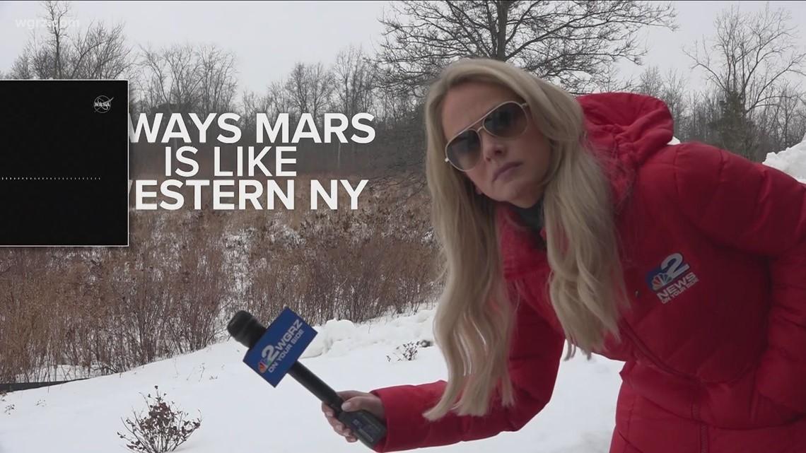 Most Buffalo: 5 ways Mars is like WNY