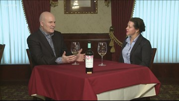 Kevin is joined by Tricia Lynett for this week's Wine of the Week