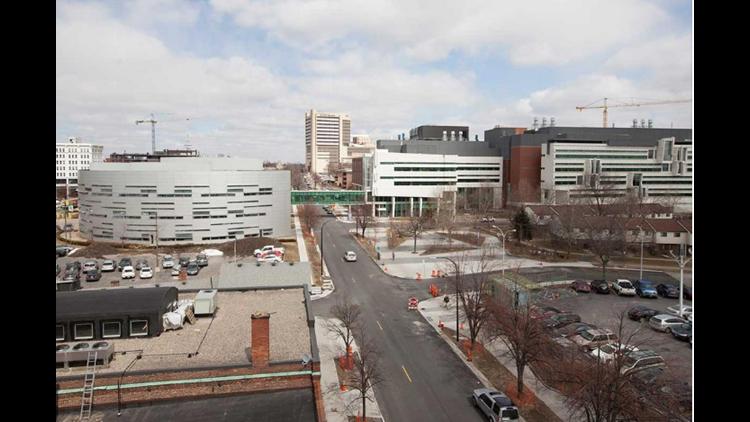 $8.1M Cryo-Electron Microscopy Center opens in Buffalo