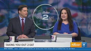 Out 2 Eat: Packzi, Bubble Tea, and... Mothra?